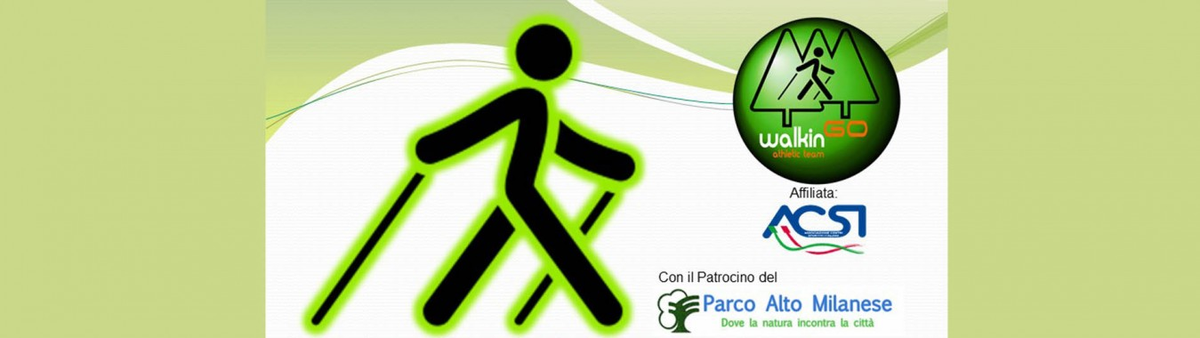 Corso di Nordic Walking – Summer Edition